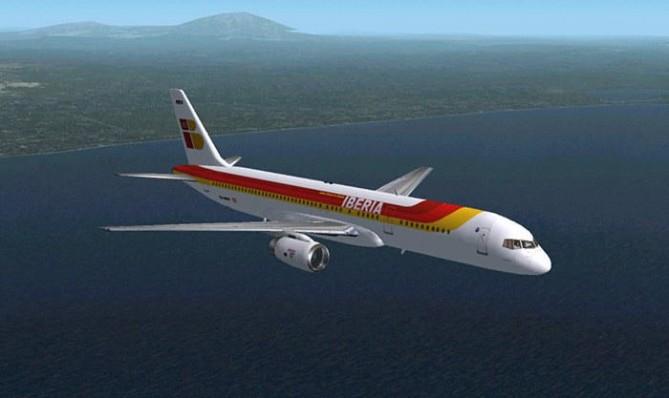 Aerolínea-española-Iberia