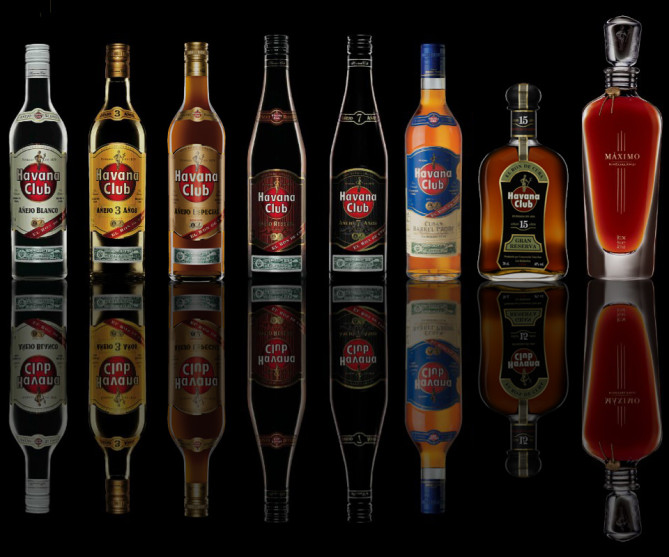 Havana-botellas