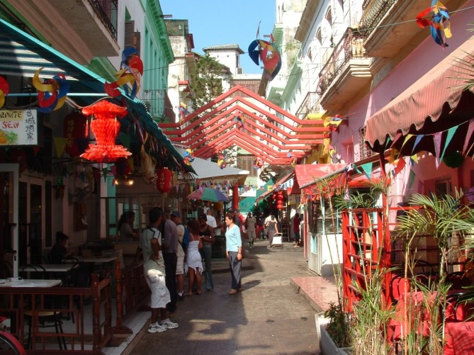 china town havana