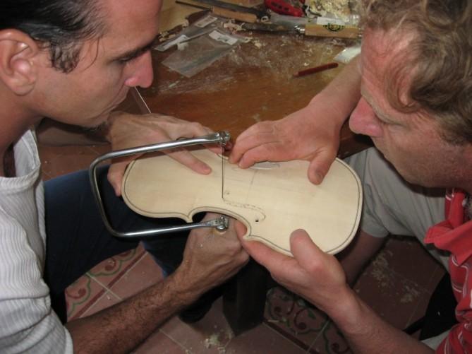 luthier-cuba