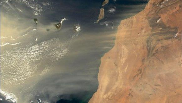 Polvo del Sahara causa enfermedades