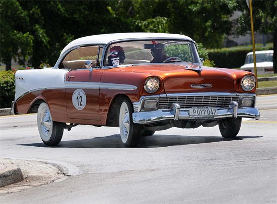 x rally Havana