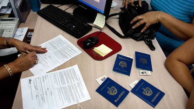 cuba+pasaporte