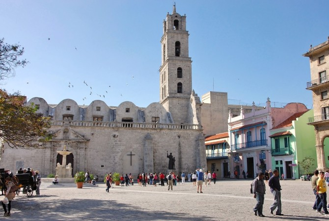 havana-live-Plaza de San francisco de Asis