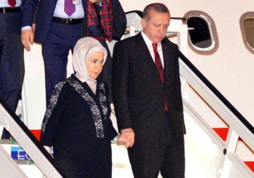 presidente-de-turquia-llega-a-cuba