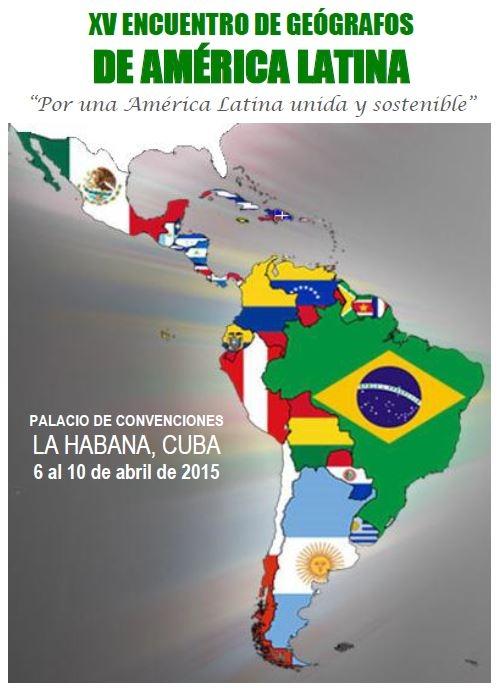 havana-live-XV ENCUENTRO DE GEÓGRAFOS DE AMÉRICA LATINA.