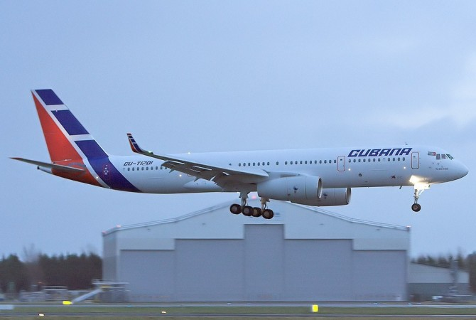 Cubana de Aviación cancela el vuelo semanal a París