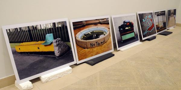 El Museo Nacional de Bellas Artes de La Habana, será sede desde el próximo día 21 de la exposición ¨Wild Noise¨, de la colección del  Museo del Bronx. 14 de mayo de 2015. AIN FOTO/Abel PADRÓN PADILLA