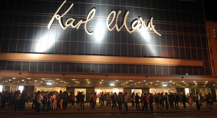 """El histórico festival """"Havana Jam"""", celebrado en el teatro Karl Marx de La Habana en 1979, fue uno de los primeros """"puentes musicales"""" entre Cuba y Estados Unidos. EFE/Archivo"""