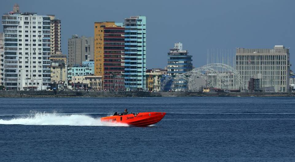 havana-live-speed boat record