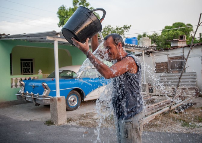 """Descartan en Cuba posible """"ola de calor"""" ante temperaturas muy altas"""
