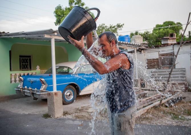 Mes de Julio rompe récord de temperatura en Cuba