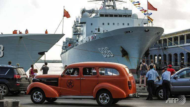 havana-live-chines boat