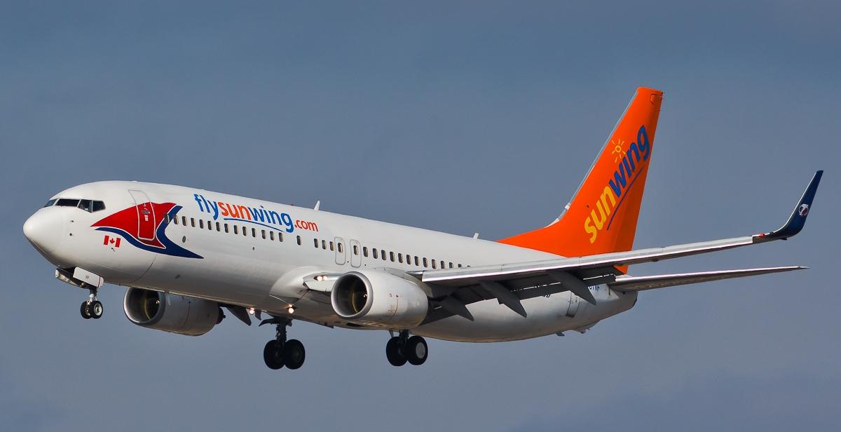 havana-live -sunwing-airlines-boeing-