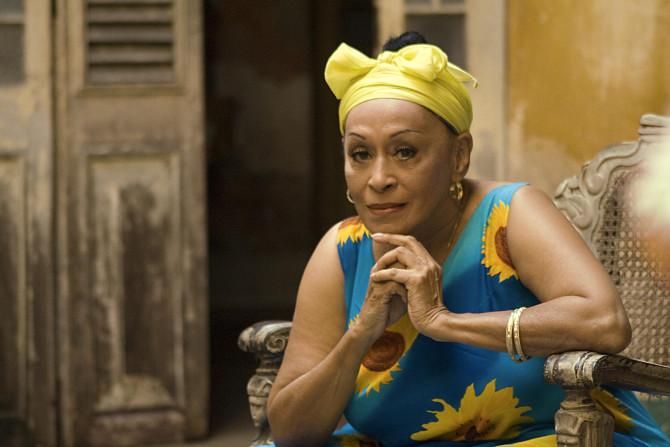 Omara Portuondo versiona una canción de Fito Páez