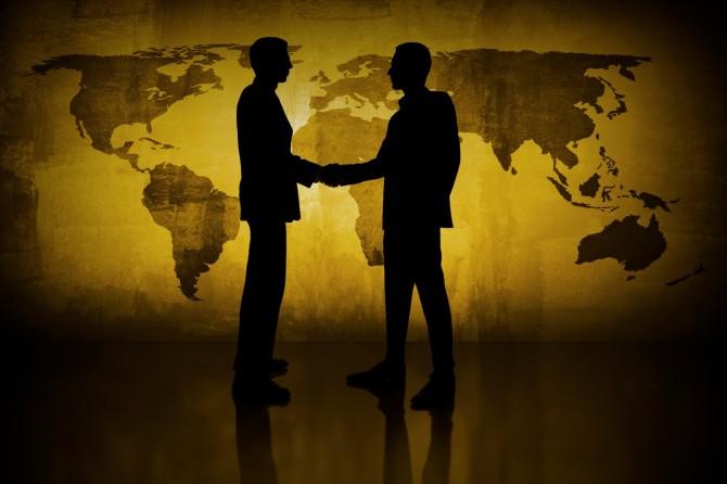 Diplomacia-mundial