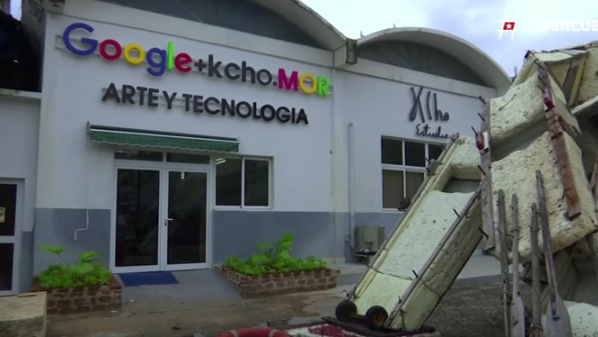 havana-live-google& Kcho