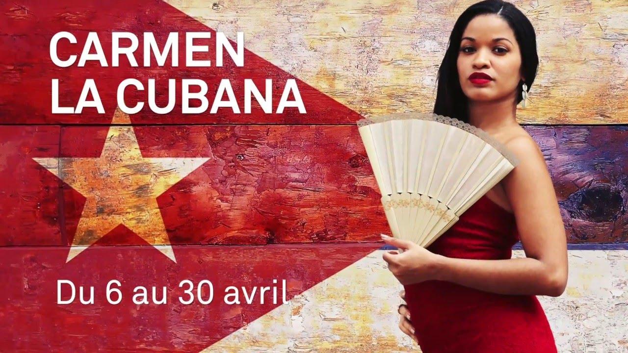 havana-live-carmen la cubana
