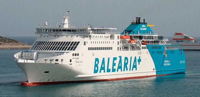 Baleària admite que el proyecto del ferry Miami-Habana se ha frenado con Trump