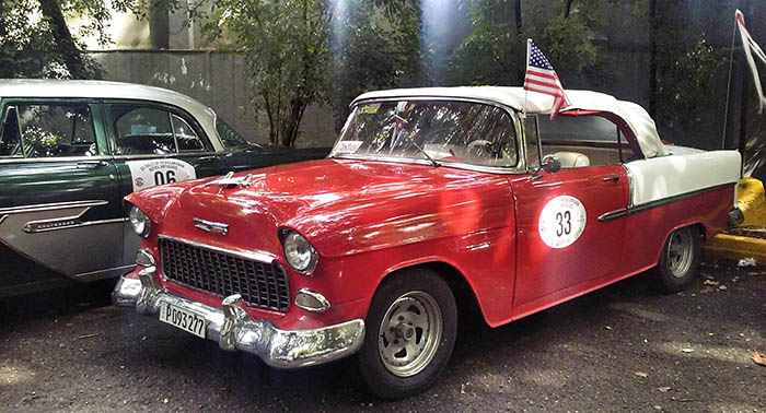 Copa Castrol 2016 El club Autos Clásicos celebre el XII Rally de la Regularidad