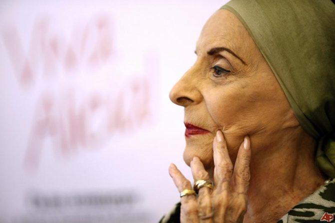 Alicia Alonso cumple 97 años de vida