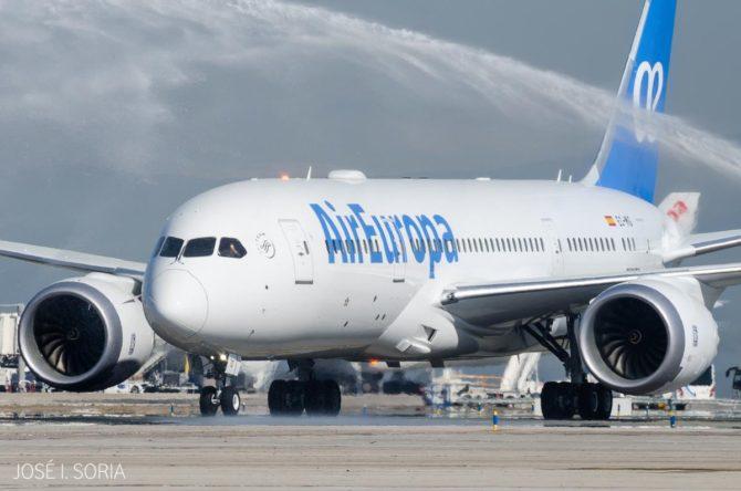 Air Europa lanza nuevas tarifas económicas para viajes de larga distancia