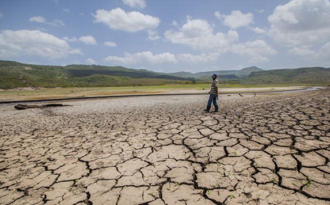 intensa sequía,Cuba,