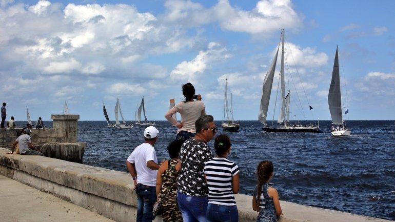 Regata Torreón de La Chorrera por rescatar cultura náutica cubana
