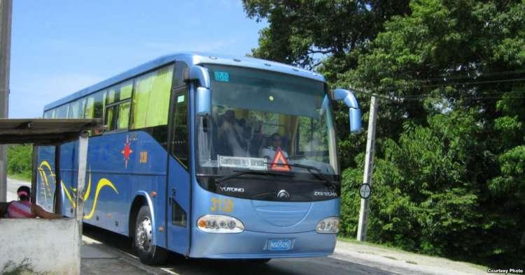 Cien nuevas autobús Yutong se incorporan a Ómnibus Nacionales