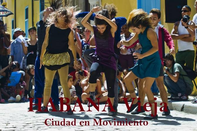 Danzantes de 16 países actuarán en calles de La Habana en Festival