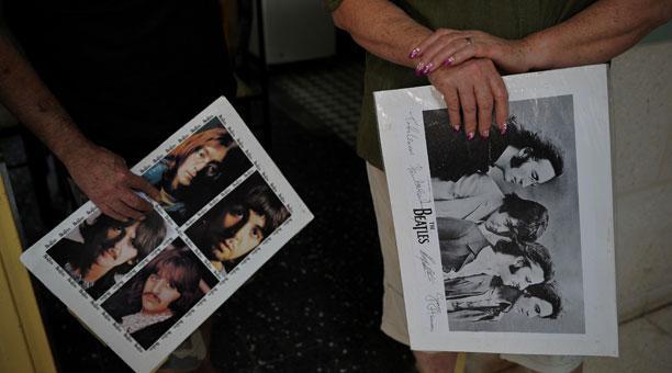 La beatlemania tardía y pública en Cuba