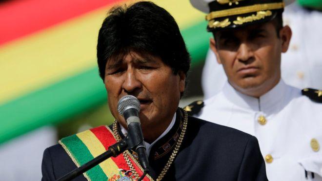 Evo Morales, adelantará su viaje a Cuba para someterse a una cirugía