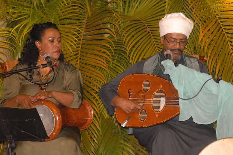 Iniciativa a favor de la música árabe irrumpe en la noche cubana