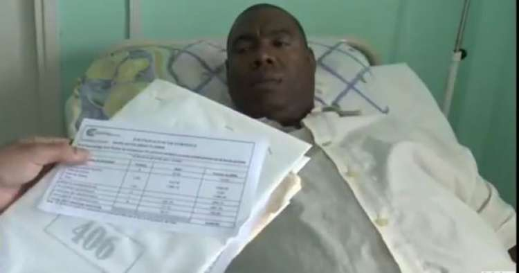 """Hospitales cubanos entregan una """"factura de cortesía""""con los precios de sus servicios"""