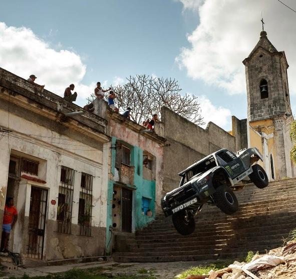 El piloto BJ Baldwin correrá en La Habana