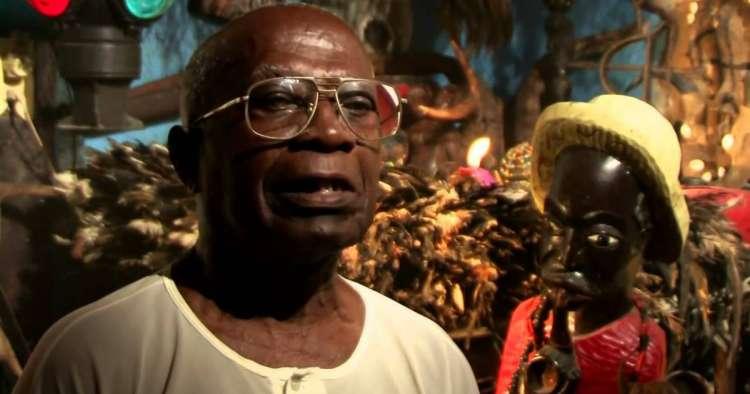 Muere 'Enriquito', el sacerdote mayor de la santería cubana