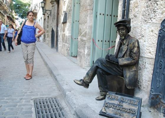 El más buscado recorre las calles de La Habana Vieja