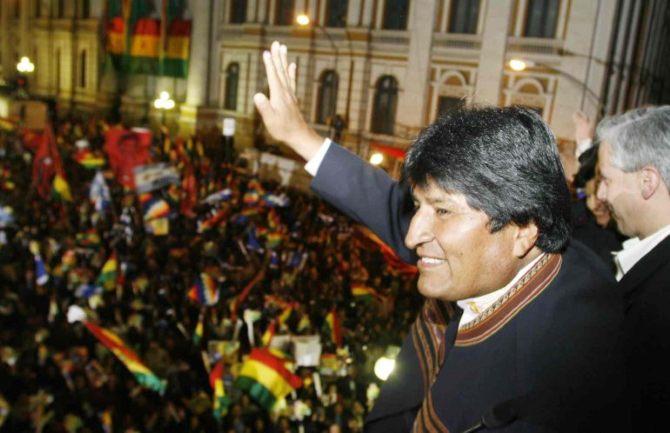 Presidente Morales no podrá hablar entre 4 y 7 días tras operación