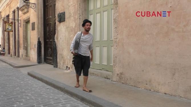 Maurice Meyers,La Habana,Poeta alemán