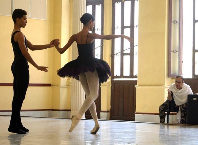 Ballet,Cuba,La Habana,Concurso