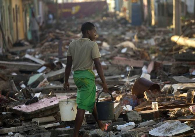Rusia apoya fondos de ayuda a Cuba para reparar daños causados por el huracán Matthew