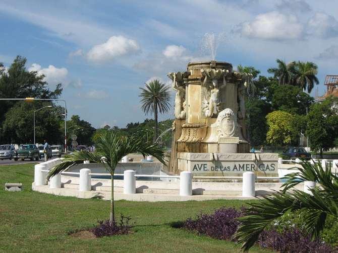 fuentes de agua,La Habana,Oficina del Historiador de la Ciudad