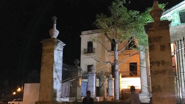 Ceiba,San Cristóbal de La Habana, El Templete,