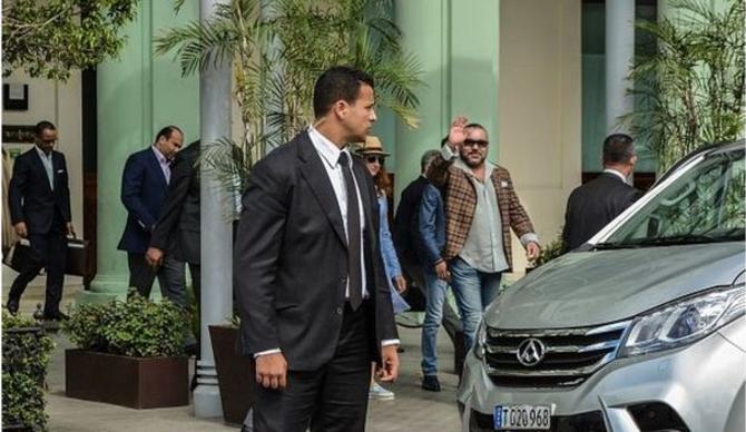 Mohamed VI de Marruecos,Marruecos,Cuba,Caribe,Magreb,África,Latinoamérica América, La Habana,relaciones diplomáticas,Rabat