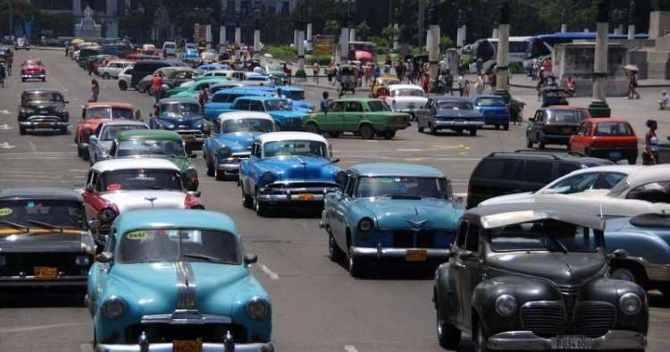 taxis,La Habana,boteros,Geely,Lada,cooperativa de taxis,Cuba,transporte