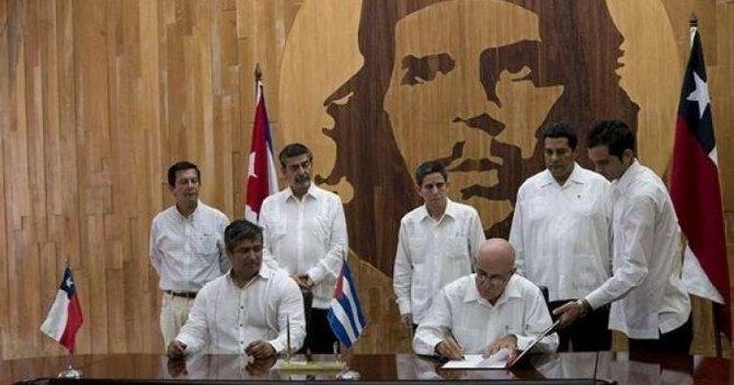 Cuba y Chile buscarán hierro y cromo en la zona de Nicaro