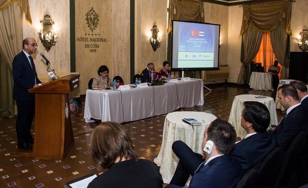 empresas turcas,Cuba,Economía,Inversión Extranjera Negocios,Turquía