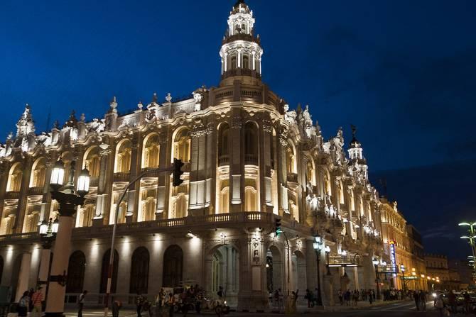La Habana,Alicia Alonso,Gran Teatro,Ballet Nacional de Cuba,