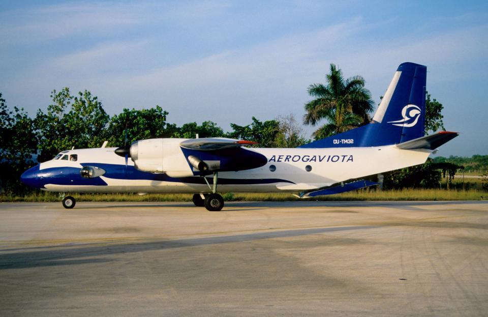 Accidente,avión,Cuba,AN-26,Fuerzas Armadas