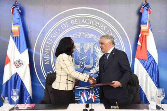 Cuba,Republica Dominicana,visa,relación migratoria